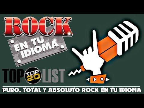 Rock || Rock en tu idioma || Rock en Espanol 80's  90's
