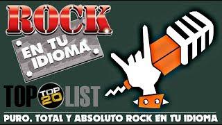 Rock || Rock en tu idioma || Rock en Español 80's, 90's