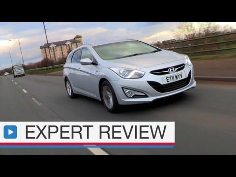 Hyundai i40 estate car review