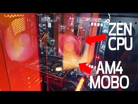 AMD Zen – A First Look