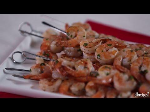 How to Make Grilled Shrimp Scampi | Shrimp Recipes | Allrecipes.com