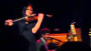 Bedouin Dress, Fleet Foxes, Seattle, WA, 2011