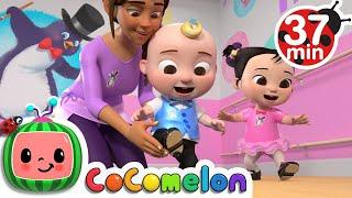 Tap Dancing Song + More Nursery Rhymes & Kids Songs - CoComelon