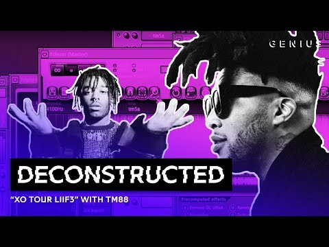 """The Making Of Lil Uzi Vert's """"XO TOUR Llif3"""" With TM88 