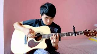 (WITH TABS) Christina Perri   A *Thousand *Years (Fingerstyle Cover By Jorell)