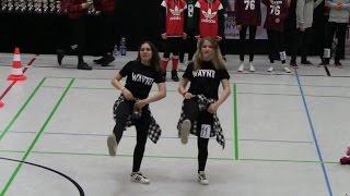 Hip-Hop Westdeutsche Meisterschaft 2015 in Herne | Duo Melinda Laura