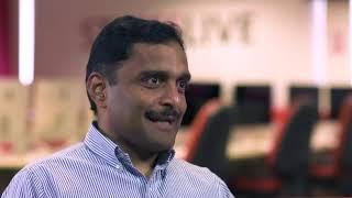 MSc Clinical Biomechanics - Professor Nachiappan Chockalingam
