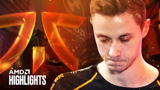 Worlds 2020 : « THE REVERSE SWEEP » Highlights Fnatic vs. TOP Esports