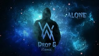 Alan Walker - Alone (Drop G Remix ft. Romy Wave Cover)