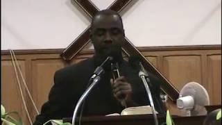 Elder W. Brown, 'I Promise To Bless You', Heb  6 vs 13 -14,  23.01.05  (160)