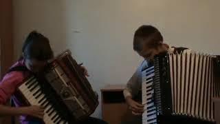 1328 Рыбакова Алевтина и Шараев Даниил с  Калтасы