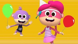 Dicen Que Los Monos - Canciones del Zoo 5 | El Reino Infantil