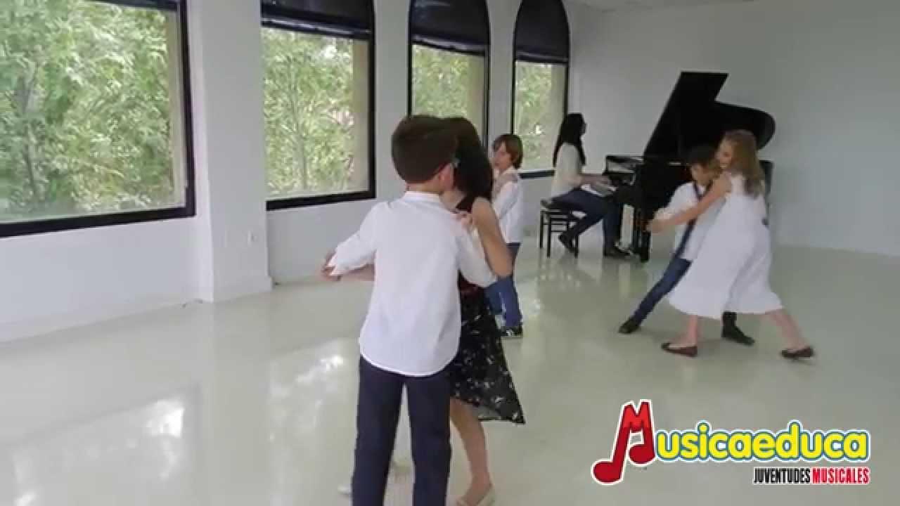 Vals nº2 de Shostakovich - Grupo de alumnos de Mi Teclado 4 - Musicaeduca Juventudes Musicales