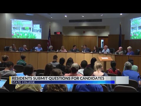 State College Borough-Residents asked to submit questions for mayor candidates