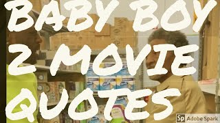 Funny Marco Baby Boy 2 Movie Quotes