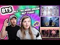BTS Not Today No More Dream and NO MV Reaction