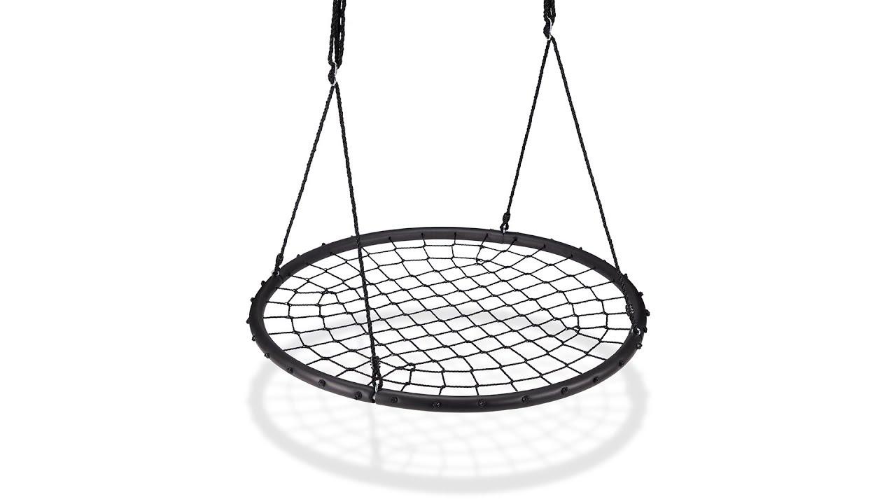 Video von: Nestschaukel mit Netz 120 cm