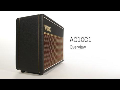 VOX AC10C1-MB Kytarové lampové kombo