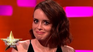 Download Youtube: Claire Foy Gives Hints on Who Is Replacing Her in The Crown | The Graham Norton Show