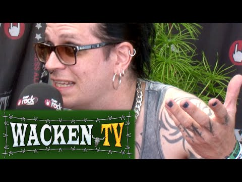 Lord of the Lost - Interview at Wacken Open Air 2015