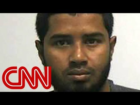 New York explosion suspect identified