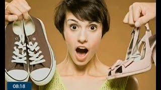 Чим Вивести Неприємний Запах Взуття? - Ранок - Інтер