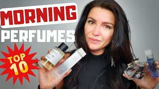 TOP 10 FRESH FRAGRANCES TO START THE DAY #fragrancereview