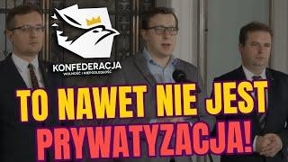 """Winnicki, Wilk, Konfederacja: """"To zdrada polskiej energetyki! TEATR RZĄDU i związków!"""""""