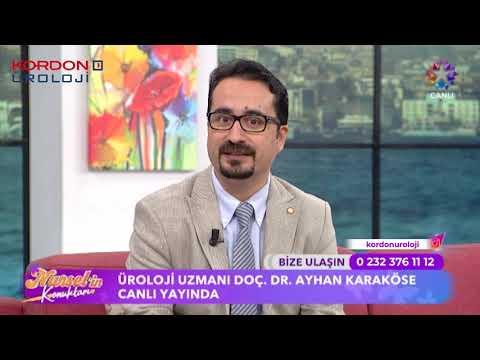 Ayhan Karaköse Prostat Nedir ? - Nurselin Konukları Star TV