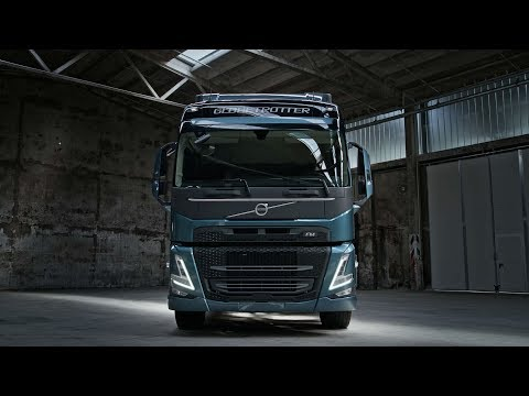 Volvo Trucks – The new Volvo FM - Welcome to a more versatile world