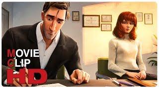 Peter Parker & Marry Jane Divorce Scene   SPIDER-MAN: INTO THE SPIDER-VERSE (2018) Movie CLIP HD