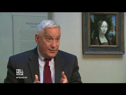 The uncommon mastermind behind Mona Lisa's smile