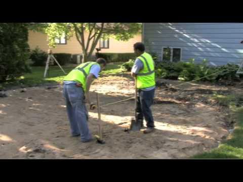 Layout Excavation