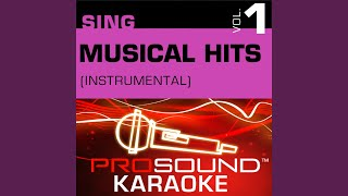 Solong Farewell (Karaoke Instrumental Track) (In the Style of Sound Of Music)