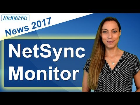Meinberg's NetSync Monitor - Optimize your Network Synchronization