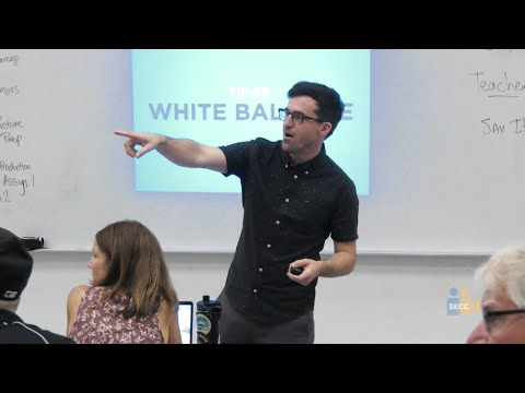 SEVA Training Series: Introduction to Videography - YouTube