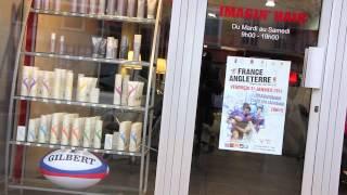 preview picture of video 'France / Angleterre U20 - Tournoi des 6 nations 2014 de rugby à Draguignan'