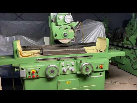 Favretto Surface Grinding Machine