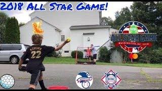 GVBL All Star Game 2018: Crazy Ending!