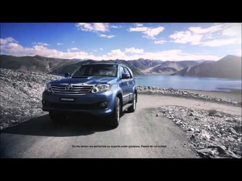 Toyota Fortuner TVC