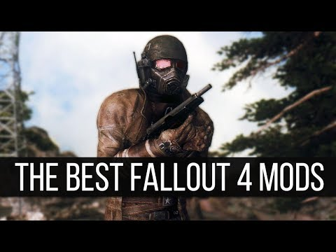 My Top 4 Fallout 4 Mods Of All Time