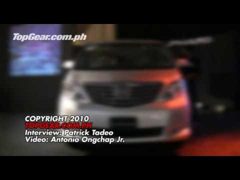 Toyota Alphard's Philippine Launch