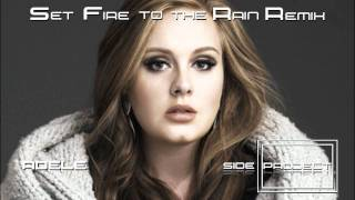Adele - Set Fire to the Rain (Dubstep Remix)