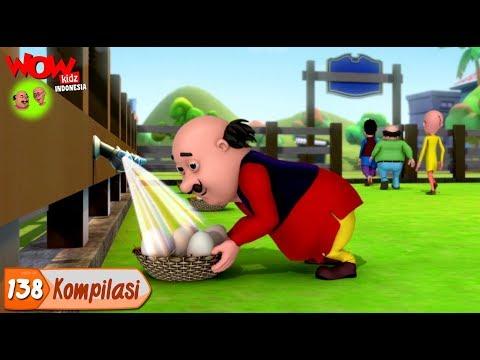 Download Motu Patlu dalam Bahasa   3D Animasi Kartun untuk anak-anak   Kompilasi - 138   WowKidz Indonesia HD Mp4 3GP Video and MP3