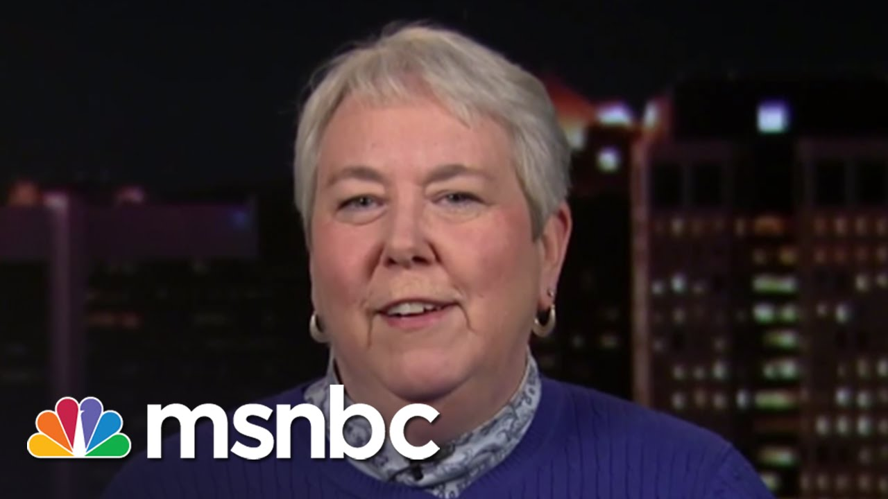 State Rep. Threatens To Expose Politicians' Affairs  | All In | MSNBC thumbnail