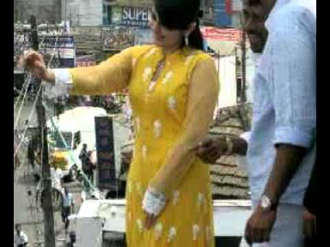 roma mallu actress in a public function crowded