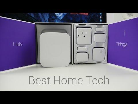 BEST Home Tech 2016 – Samsung SmartThings