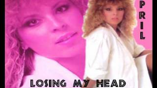 April - Loosing My Heart Over You (latin freestyle Club Mix