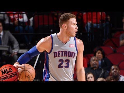 Houston Rockets vs Detroit Pistons Full Game Highlights / March 22 / 2017-18 NBA Season