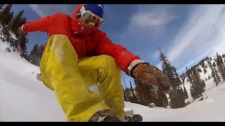 Powder Surfing Is the Most Incredible Sport You